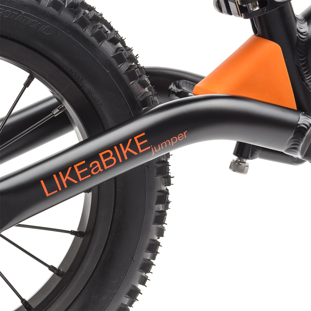 Беговел Kokua LIKEaBIKE jumper Special Model black 3