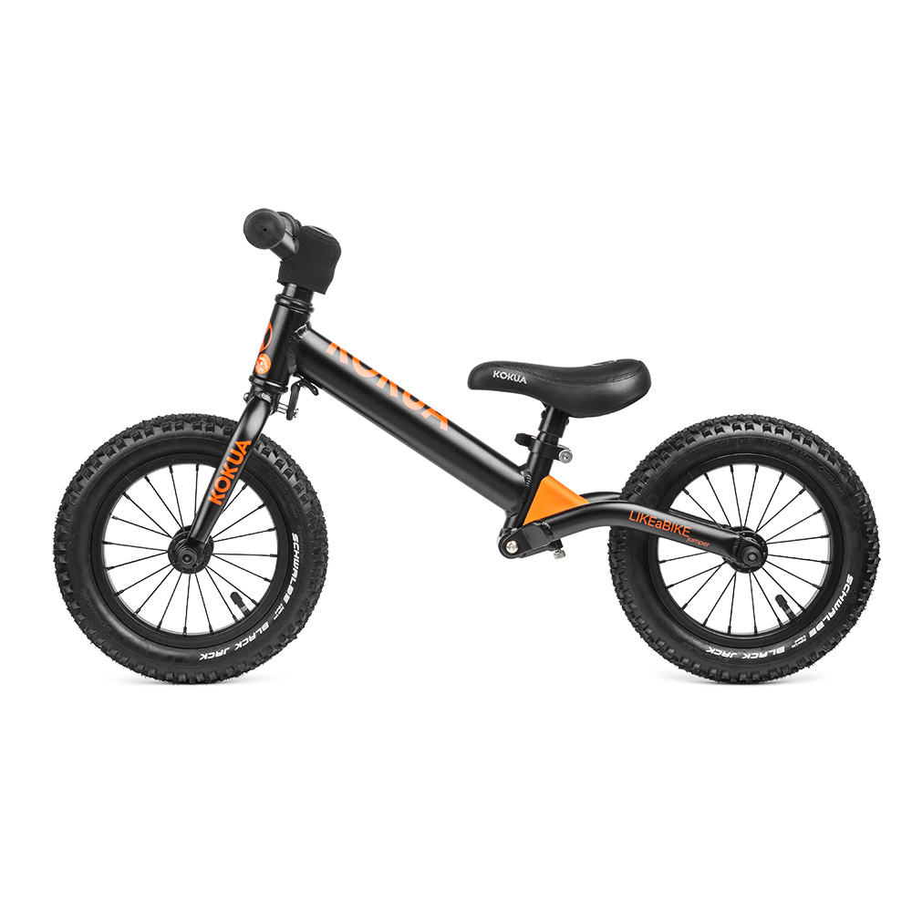 Беговел Kokua LIKEaBIKE jumper Special Model black 4