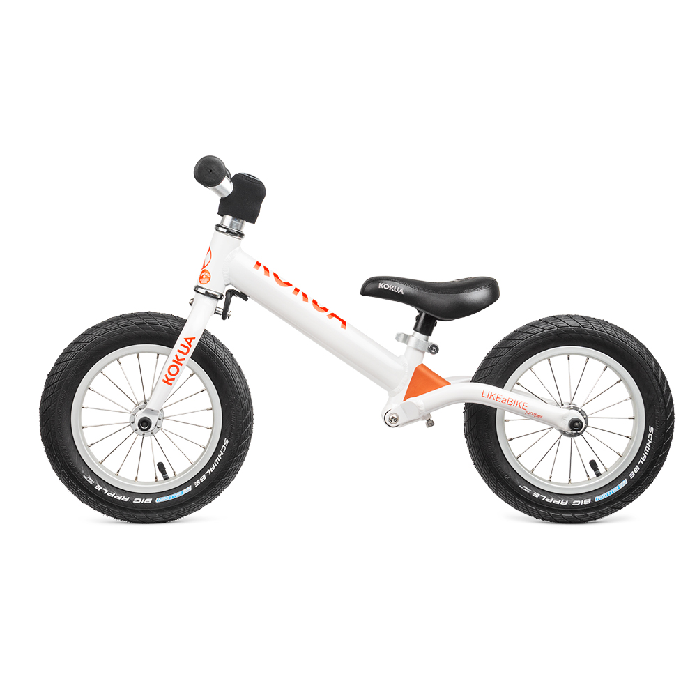 Беговел Kokua LIKEaBIKE jumper Special Model white 4
