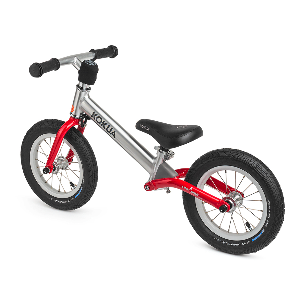 Беговел Kokua LIKEaBIKE jumper Red красный 4