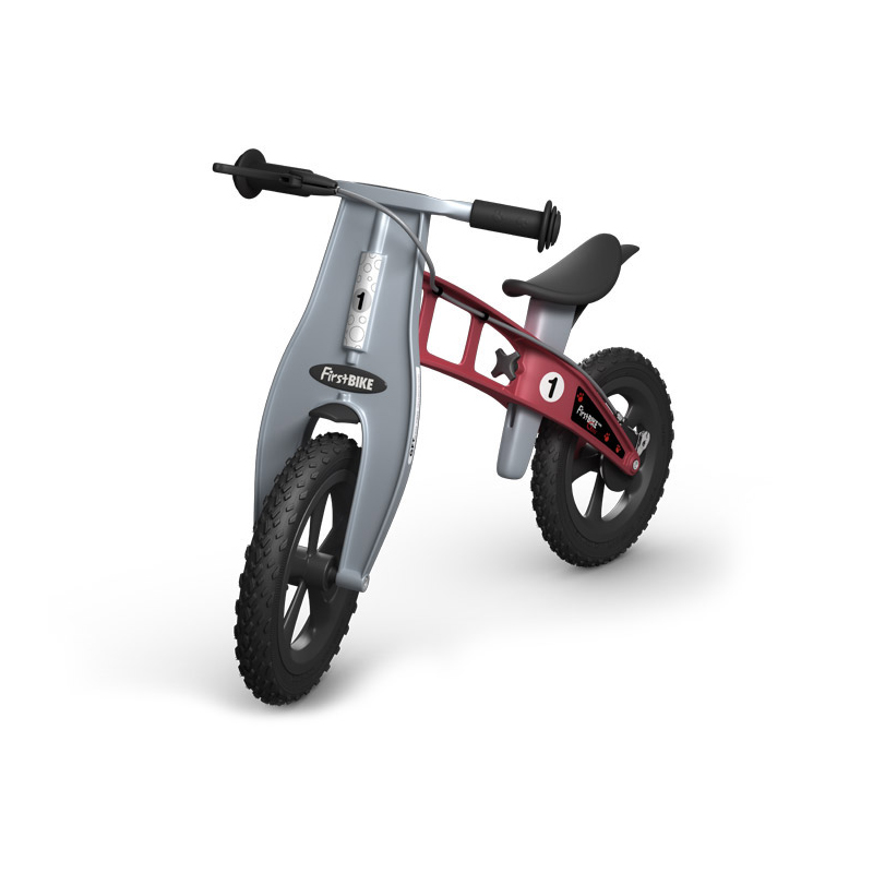 Беговел FirstBIKE Cross red 2