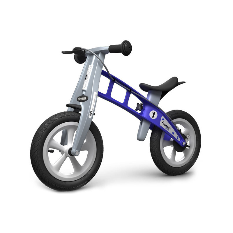 Беговел FirstBIKE Street blue