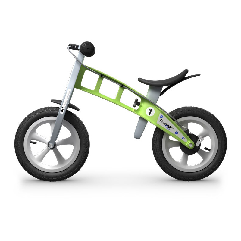 Беговел FirstBIKE Street green 3