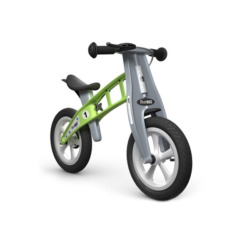 Беговел FirstBIKE Street green 5