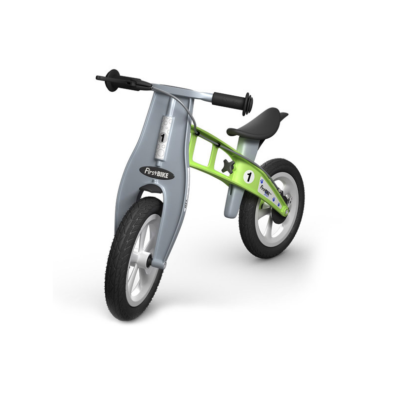 Беговел FirstBIKE Street green 4