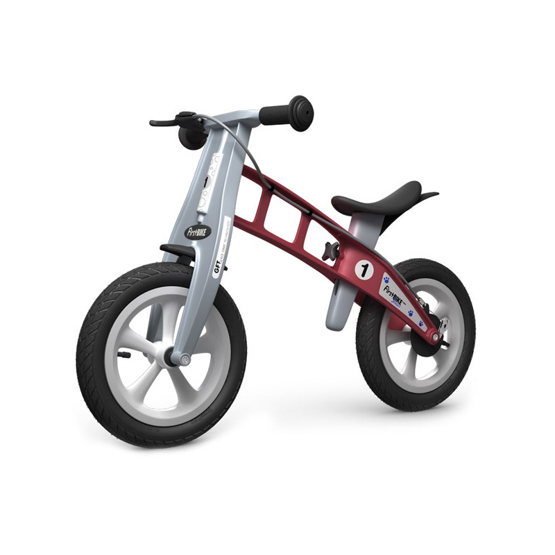 Беговел FirstBIKE Street red