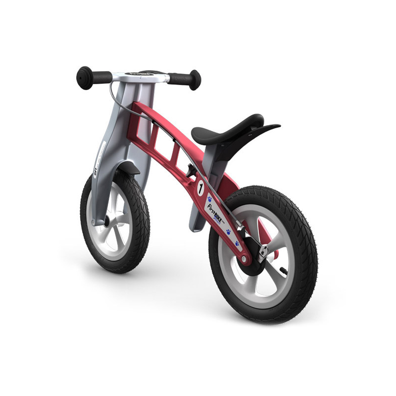 Беговел FirstBIKE Street red 1