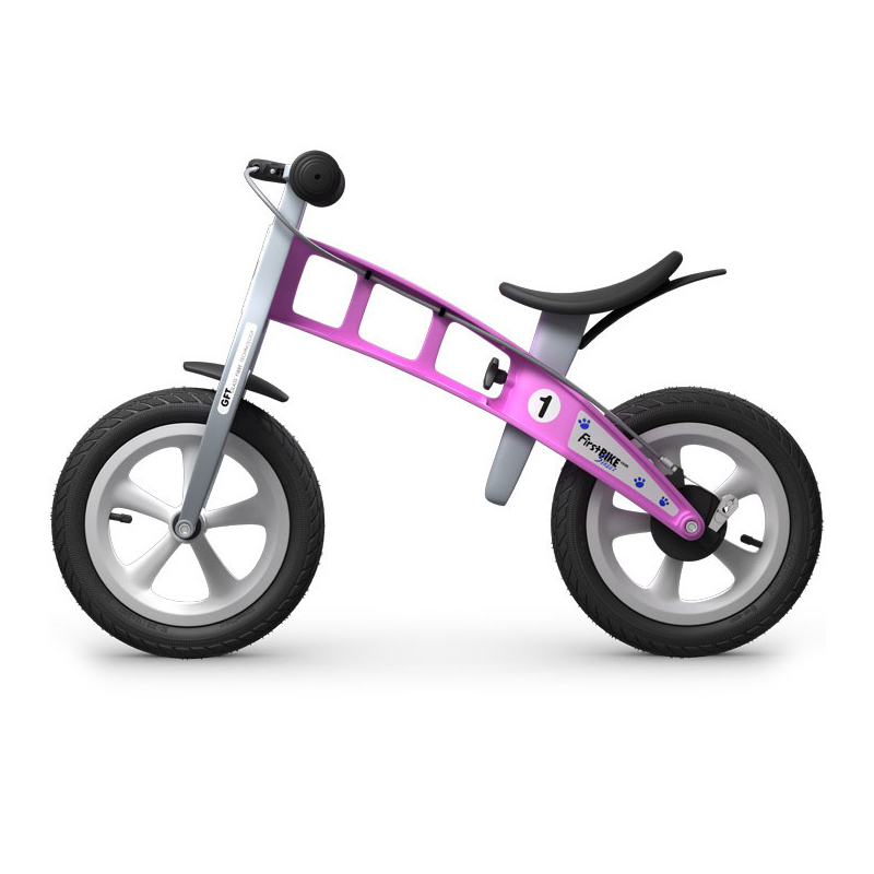 Беговел FirstBIKE Street pink 1