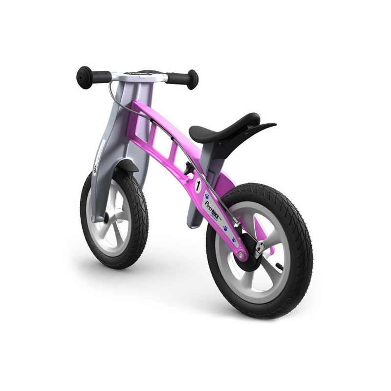 Беговел FirstBIKE Street pink 2