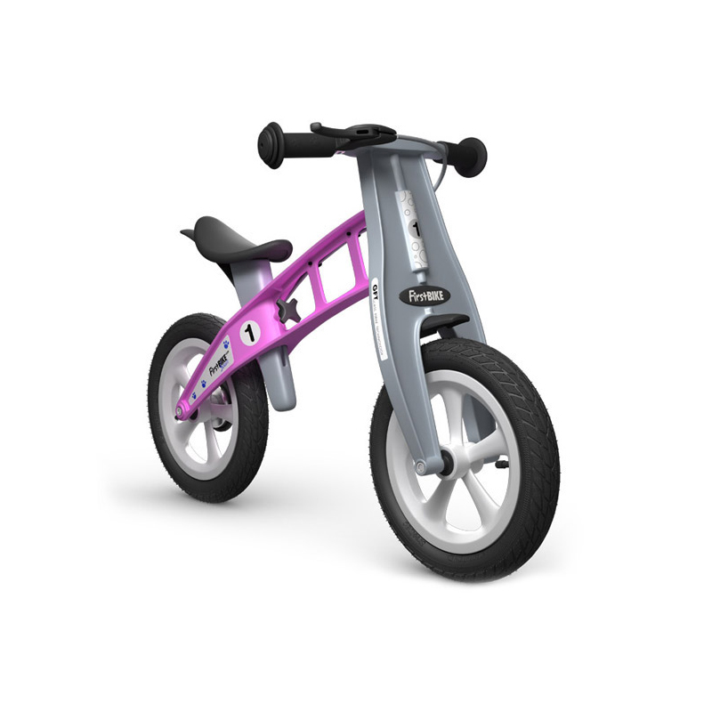 Беговел FirstBIKE Street pink 3