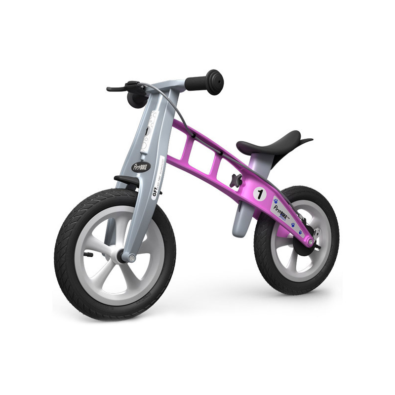 Беговел FirstBIKE Street pink