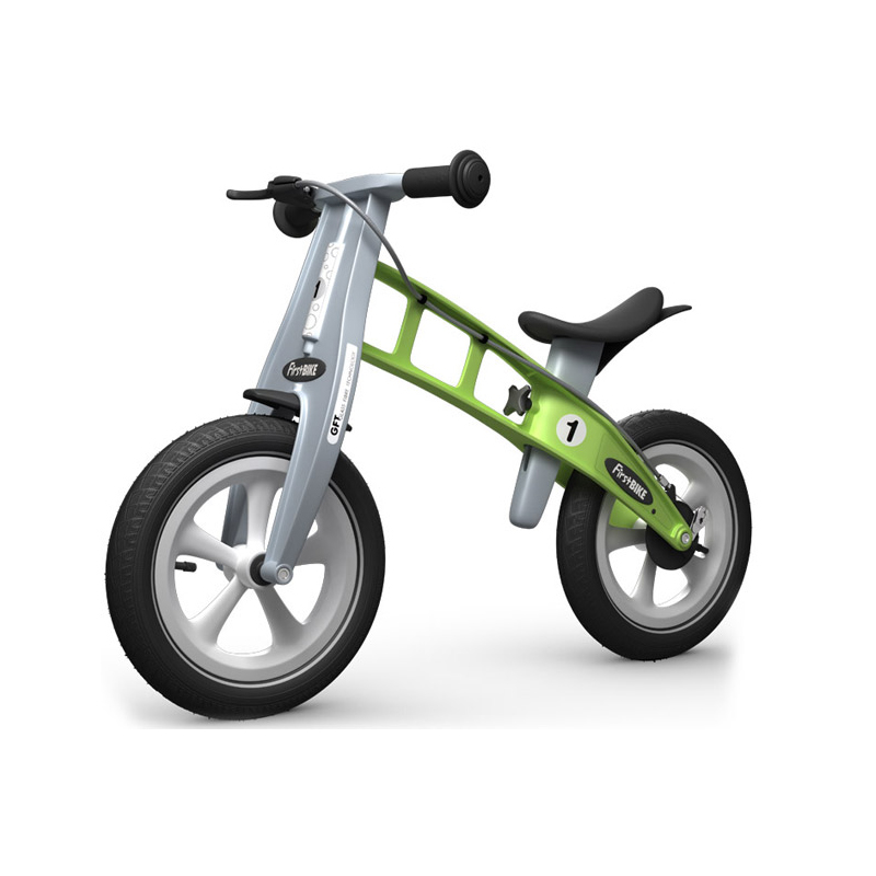 Беговел FirstBIKE Racing green