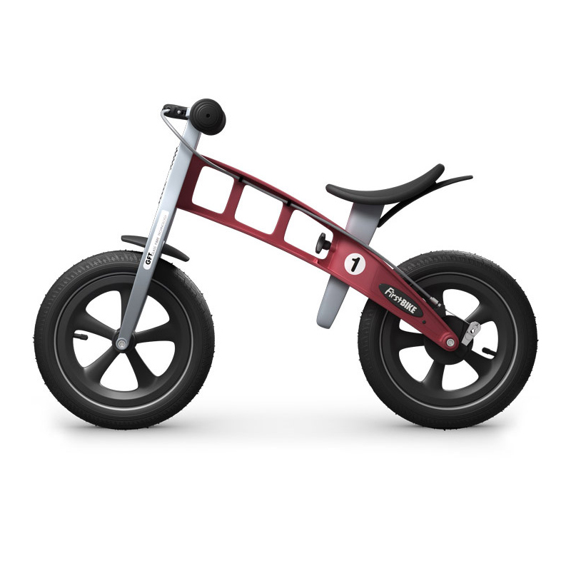 Беговел FirstBIKE Racing red 1