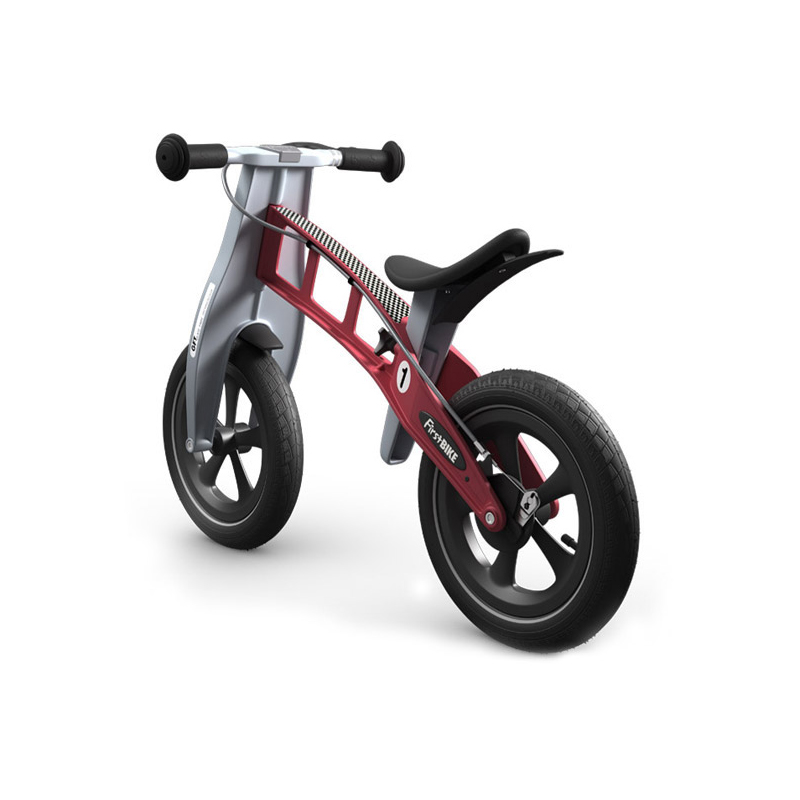 Беговел FirstBIKE Racing red 4