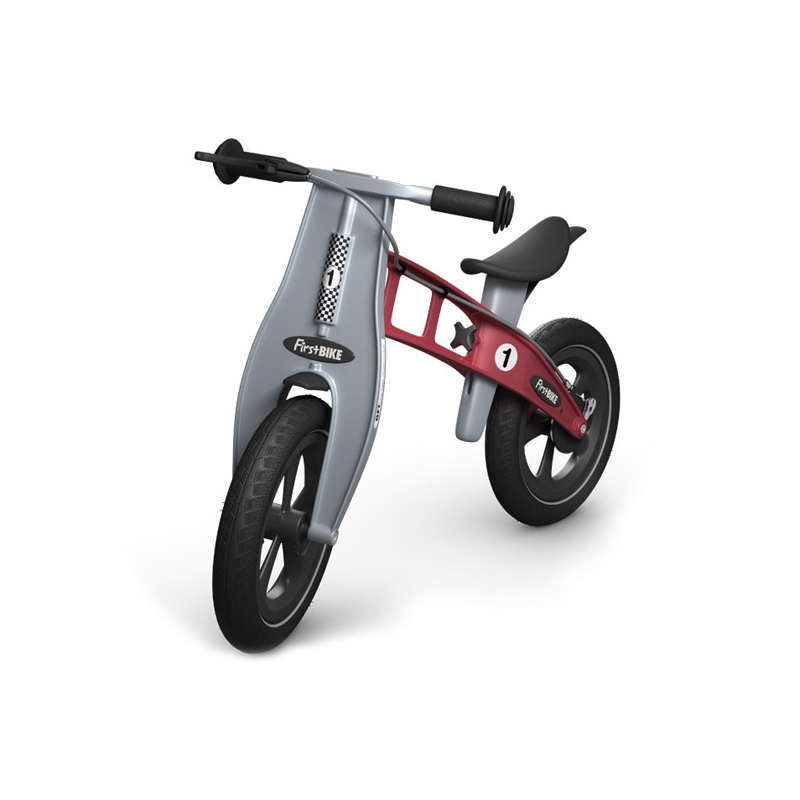 Беговел FirstBIKE Racing red 2