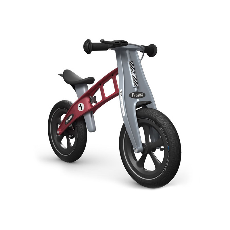 Беговел FirstBIKE Racing red 3