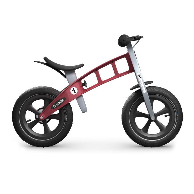 Беговел FirstBIKE Racing red 5