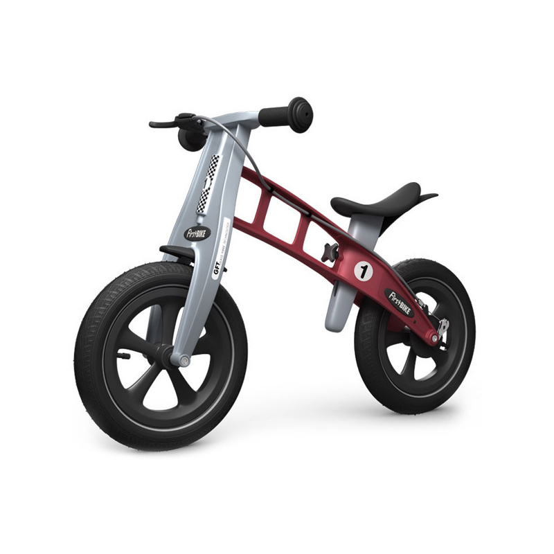 Беговел FirstBIKE Racing red