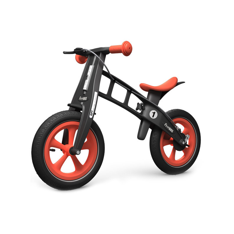 Беговел FirstBIKE Limited Edition orange